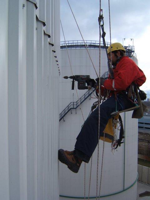 Вакансии промышленный альпинист вахта в москве